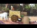dvd pintura em tela carro de boi (vol.10) cido oliveira