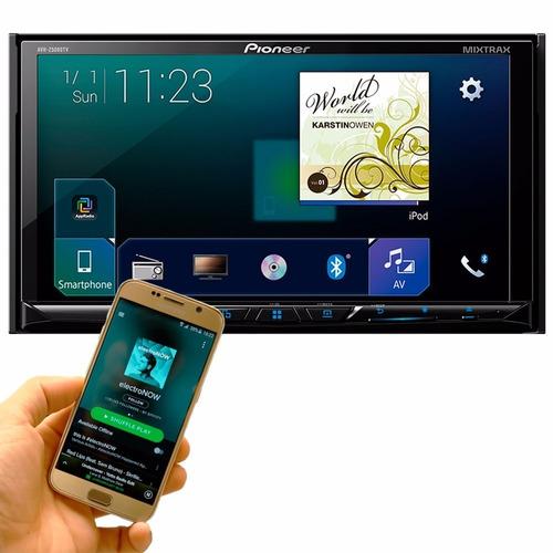 dvd pioneer avh-z 5180tv spotify usb waze bluetooth 2019