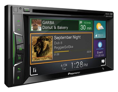 dvd pioneer avh-z2050tv 6.2 ,bluetooth,tv,mod2018,playsound