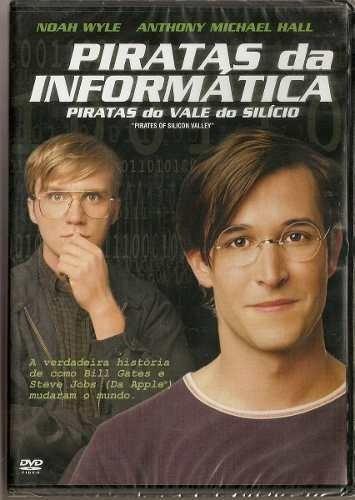 dvd - piratas da informática