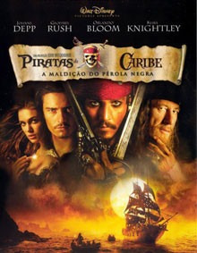 dvd piratas do caribe a maldição do pérola negra duplo