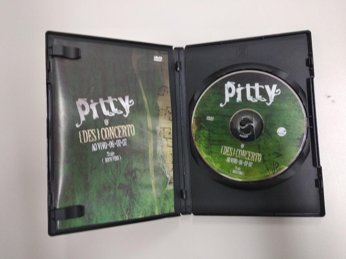 DESCONCERTO BAIXAR VIVO PITTY DVD