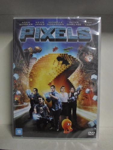 dvd pixels - original - lacrado - adam sandler