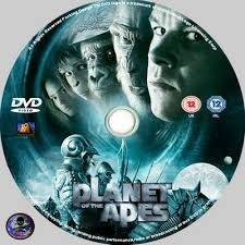 dvd planeta de los simios planet of the apes mark wahlberg