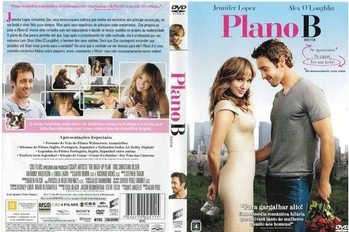 dvd plano b (jennifer lopez)