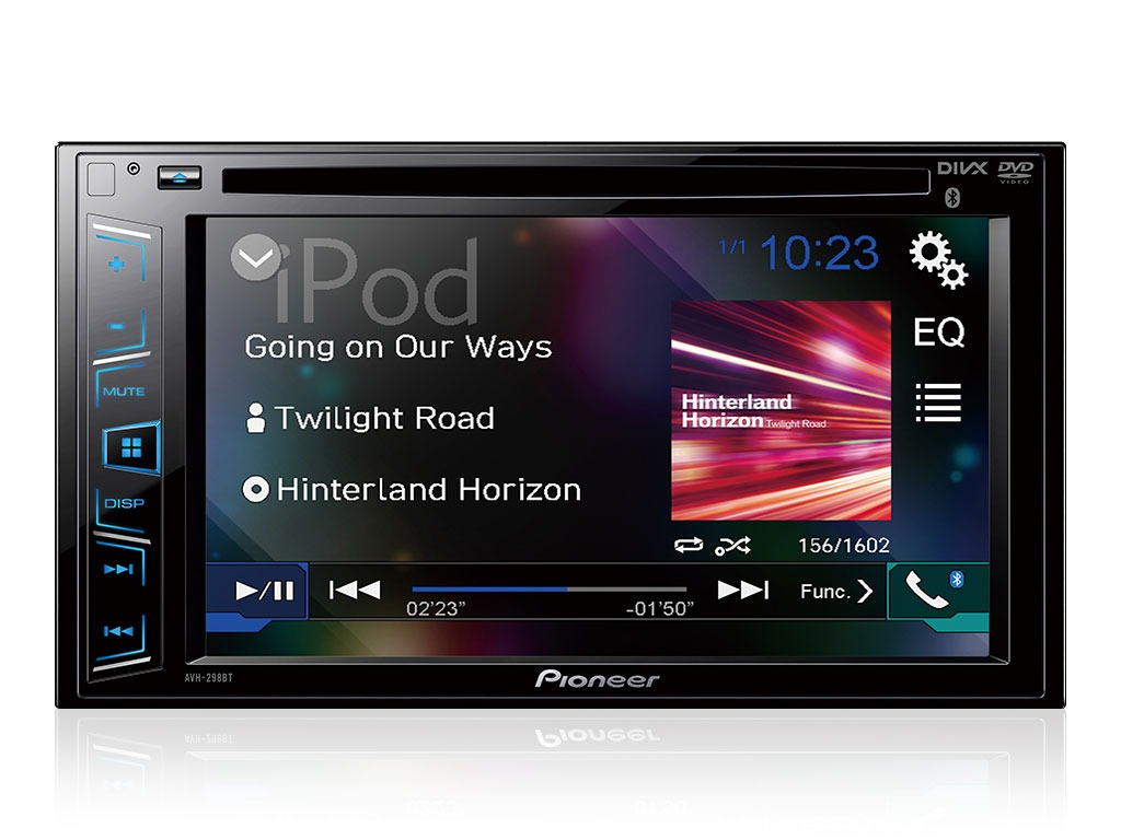 efd5eac0e dvd player automotivo 2 din avh-298bt pioneer usb bluetooth. Carregando  zoom.