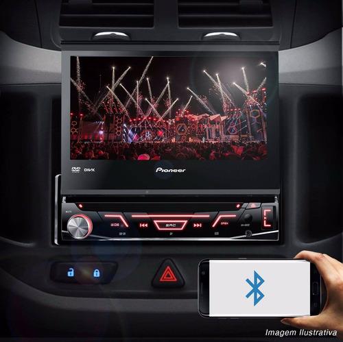 dvd player automotivo pioneer