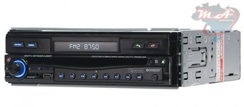 dvd player booster
