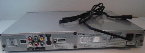 dvd player cce dvd-2950 - com defeito