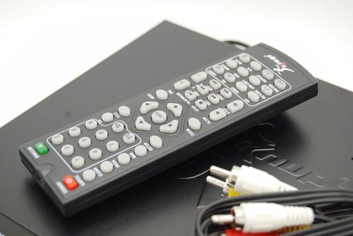dvd player com entrada usb hdmi karaokê e controle kp-d112