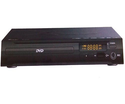 dvd player com funcao karaokê e ripping media player mp3