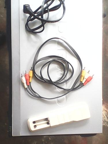 dvd player marca daewoo modelo dvg-8500n - para reparar