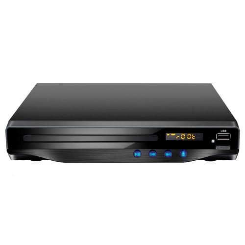 dvd player multilaser hdmi 5.1 canais karaoke usb sp193 loi