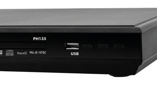 dvd player philco ph135 mp3 usb