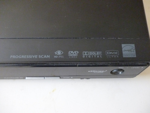 dvd player philips- karaokê- hdmi - usado- bom estado