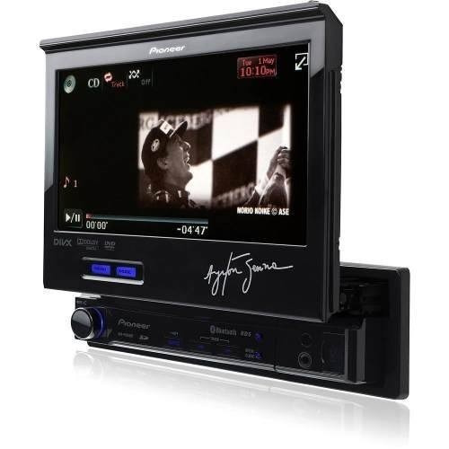 dvd player pioneer | 7'' avh-p6380bt