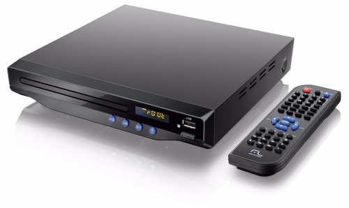 dvd player saida hdmi 5.1 canais / karaoke / usb sp193