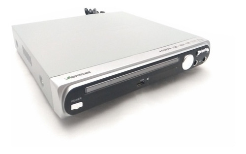 dvd player verde com entrada hdmi usb - karaoke mp3 mp4