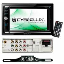 Dvd Cyberlux Con Bluetooth Camara De Retroceso Conteol Nuevo