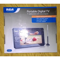 Tv - Portatil De 7 Widescreen Rca Hd (astc / Ntsc) - Amazon