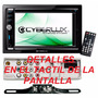 Reproductor De Pantalla Tactil, Cámara, Bluetooth Cyberlux