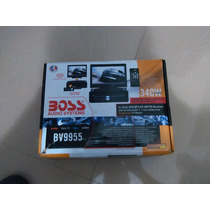 Reproductor De Dvd Para Carro Modelo Bv9955 Marca Boss Nuevo
