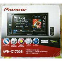 Reproductor Pioneer Avh-x1700s Dvd Pantalla 6.2