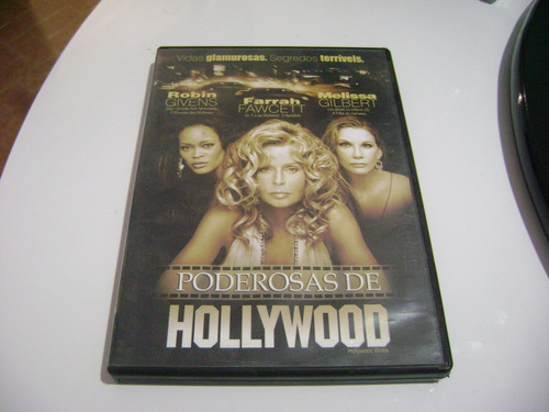 dvd poderosas de hollywood
