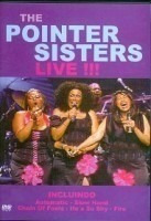 dvd pointer sisters live!!!