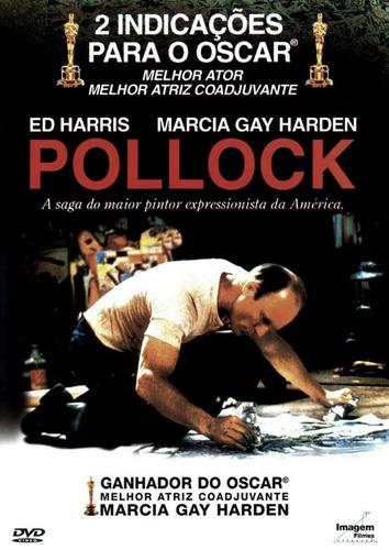 dvd - pollock - ( pollock ) dir. ed harris