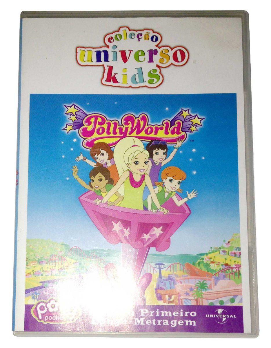 dvd polly world dublado