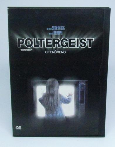 dvd poltergeist o fenômeno snapcase original