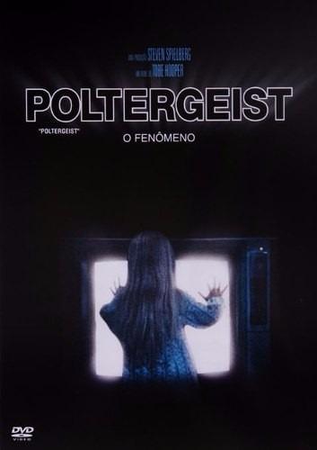 dvd poltergeist o fenomeno /original /digipack /usado