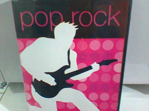 dvd pop rock nacional