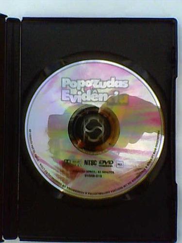 dvd popuzudas em evidência 100 % nacional