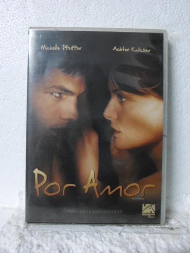 dvd por amor - original