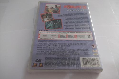 dvd - porky´s 2 : o dia seguinte - 1983 - lacrado