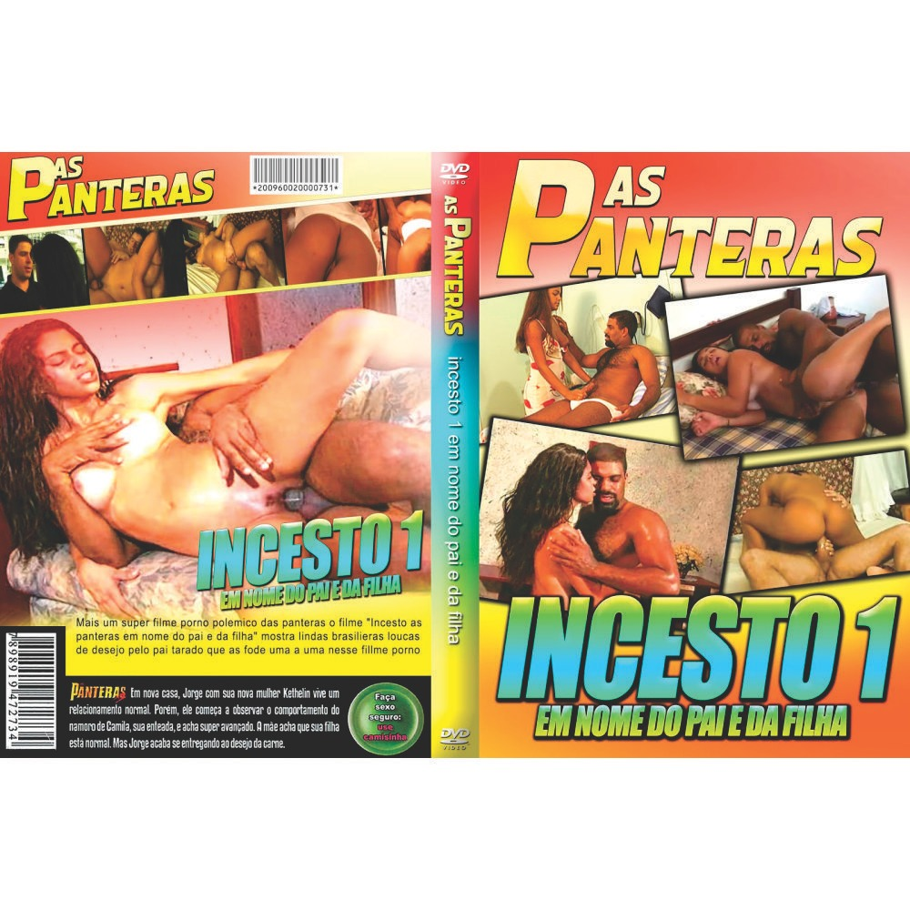 As Anteras Incesto Porn dvd pornô - as panteras incesto 1 em nome do pai e da filha