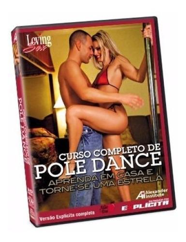 dvd pornô curso completo de pole dance amor e sex shop lov17