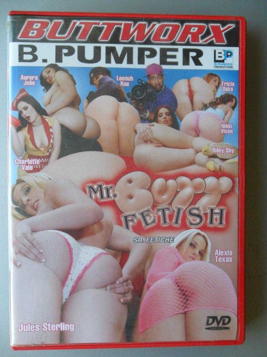 Fetish porno dvds