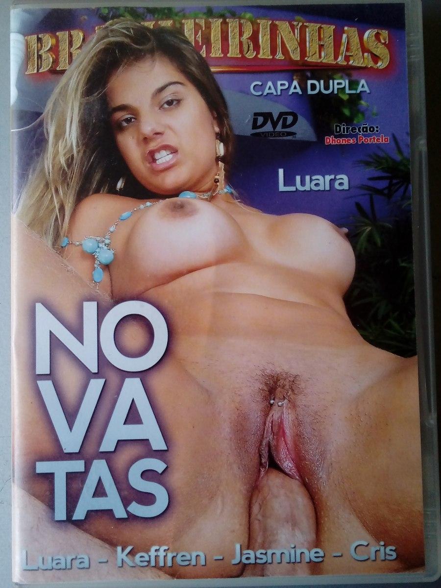 Novatas Porno dvd pornô original ` novatas ´ ( brasileirinhas )