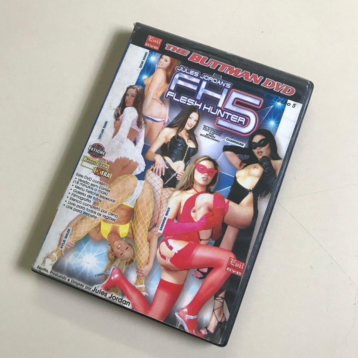 flesh hunter dvd