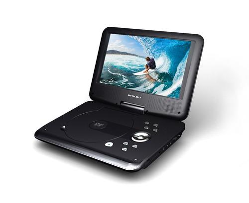 dvd portátil 9  alta resolución philco dvpp750 envío gratis