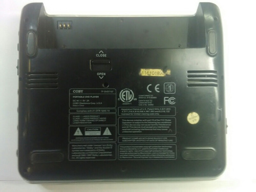 dvd portatil coby tf-dvd7107 con detalles