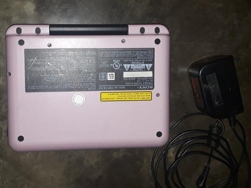 dvd portatil dvp-fx750 sony sin control