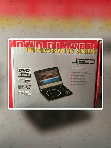 dvd portatil jisco