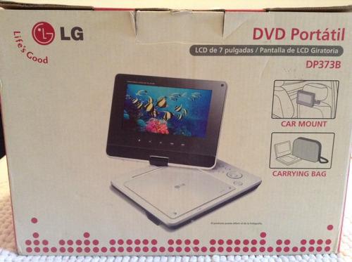 dvd portatil lg