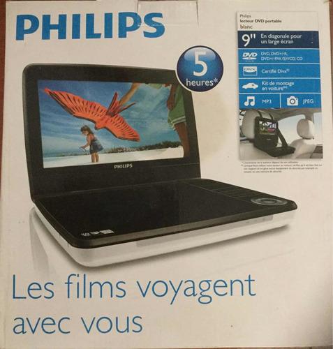 dvd portatil philips