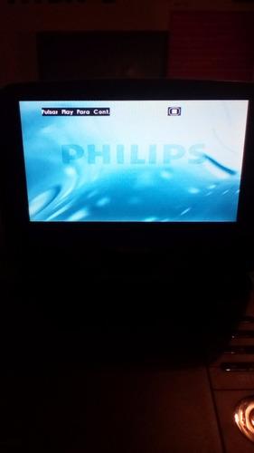 dvd portátil phillips 7  mod. pet 702