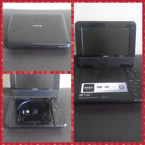 dvd portátil sony 7  mod dvp-fx780